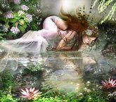 Ondinas (seres mitológicos, ninfas das águas)